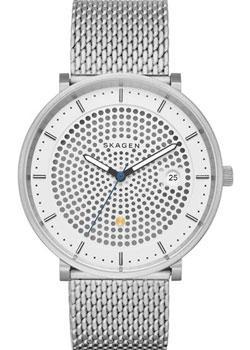 Швейцарские наручные мужские часы Skagen SKW6278. Коллекция Mesh