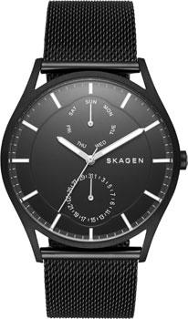 Швейцарские наручные  мужские часы Skagen SKW6318. Коллекция Mesh от Bestwatch.ru
