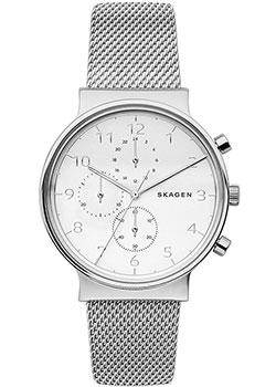 Швейцарские наручные  мужские часы Skagen SKW6361. Коллекци Mesh