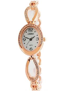 Российские наручные  женские часы Slava 6069109-2035. Коллекция Инстинкт