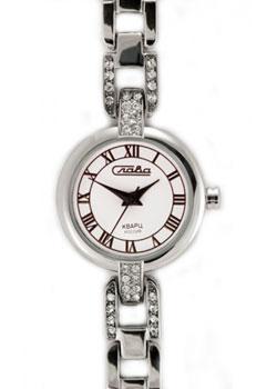 Российские наручные  женские часы Slava 6081119-2035. Коллекция Инстинкт