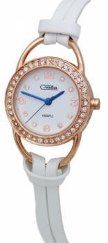 Российские наручные  женские часы Slava 6119188-2035. Коллекция Инстинкт