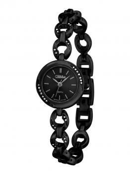 Российские наручные  женские часы Slava 6124509-2035. Коллекция Инстинкт