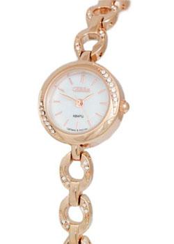 Российские наручные  женские часы Slava 6129191-2035. Коллекция Инстинкт