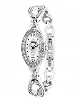 Российские наручные  женские часы Slava 6131141-2035. Коллекция Инстинкт