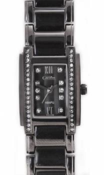 Российские наручные  женские часы Slava 6144149-2035. Коллекция Инстинкт