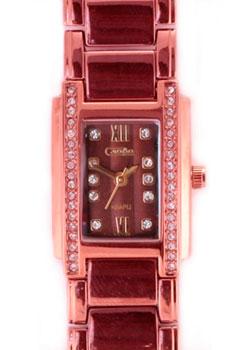 Российские наручные  женские часы Slava 6147150-2035. Коллекция Инстинкт