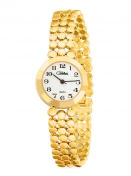 Российские наручные  женские часы Slava 6153195-2035. Коллекция Инстинкт