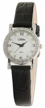 Российские наручные  женские часы Slava 6171172-2035. Коллекция Инстинкт