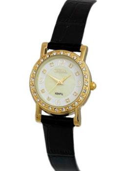 Российские наручные  женские часы Slava 6173164-2035. Коллекция Инстинкт