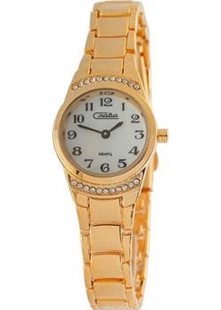 Российские наручные  женские часы Slava 6193376-2025. Коллекция Инстинкт