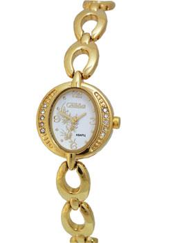 Российские наручные  женские часы Slava 6203178-2035. Коллекция Инстинкт