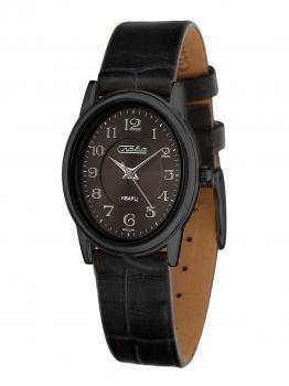Российские наручные  женские часы Slava 6214478-2035. Коллекция Инстинкт