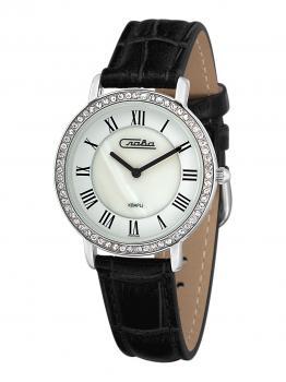 Российские наручные  женские часы Slava 6231485-2025. Коллекция Инстинкт