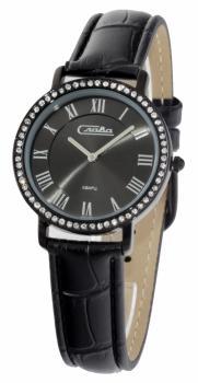Российские наручные  женские часы Slava 6234489-2025. Коллекция Инстинкт