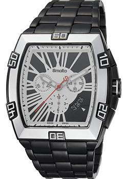Швейцарские наручные мужские часы Smalto ST4G001M0011. Коллекция Volterra