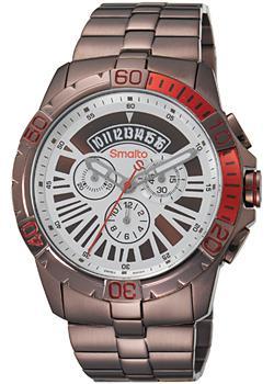Швейцарские наручные мужские часы Smalto ST4G003M0101. Коллекция Panarea