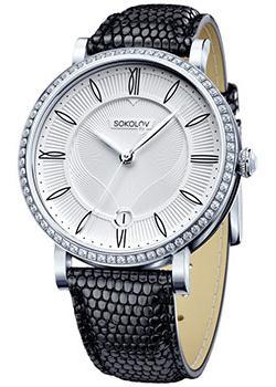 fashion наручные  женские часы Sokolov 102.30.00.001.01.01.2. Коллекция Enigma