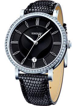 fashion наручные  женские часы Sokolov 102.30.00.001.02.01.2. Коллекция Enigma