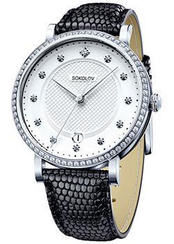 fashion наручные  женские часы Sokolov 102.30.00.001.04.01.2. Коллекция Enigma