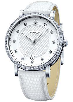 fashion наручные  женские часы Sokolov 102.30.00.001.04.02.2. Коллекция Enigma