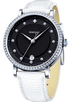 fashion наручные  женские часы Sokolov 102.30.00.001.05.02.2. Коллекция Enigma