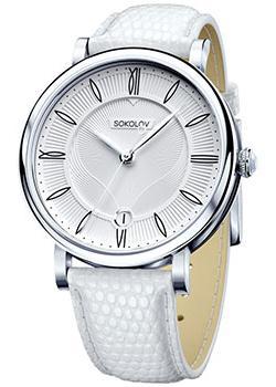 fashion наручные  женские часы Sokolov 103.30.00.000.01.02.2. Коллекция Enigma