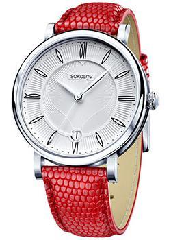 fashion наручные  женские часы Sokolov 103.30.00.000.01.03.2. Коллекция Enigma