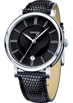 fashion наручные  женские часы Sokolov 103.30.00.000.02.01.2. Коллекция Enigma