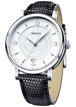 fashion наручные  женские часы Sokolov 103.30.00.000.03.01.2. Коллекция Enigma