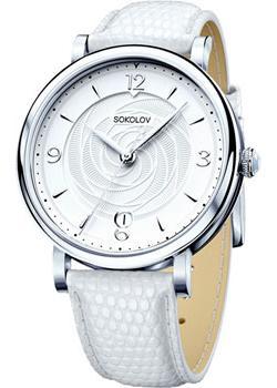 fashion наручные  женские часы Sokolov 103.30.00.000.03.02.2. Коллекция Enigma
