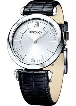 fashion наручные  женские часы Sokolov 105.30.00.000.01.01.2. Коллекция Perfection