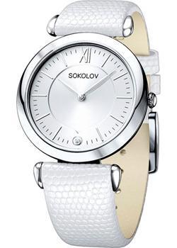 fashion наручные  женские часы Sokolov 105.30.00.000.01.02.2. Коллекция Perfection