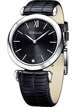 fashion наручные  женские часы Sokolov 105.30.00.000.02.01.2. Коллекция Perfection