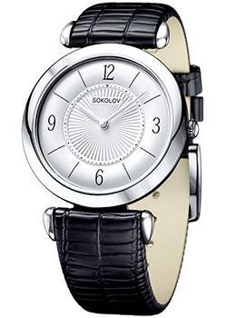 fashion наручные  женские часы Sokolov 105.30.00.000.03.01.2. Коллекция Perfection.