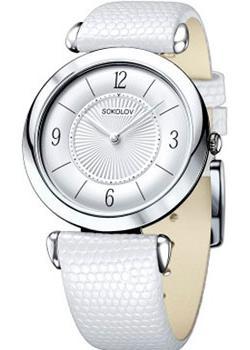 fashion наручные  женские часы Sokolov 105.30.00.000.03.02.2. Коллекция Perfection