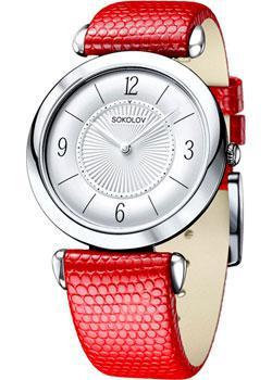 fashion наручные  женские часы Sokolov 105.30.00.000.03.03.2. Коллекция Perfection