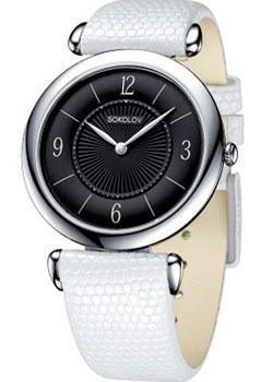 fashion наручные  женские часы Sokolov 105.30.00.000.04.02.2. Коллекция Perfection