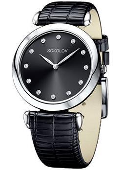 fashion наручные  женские часы Sokolov 105.30.00.000.07.01.2. Коллекция Perfection