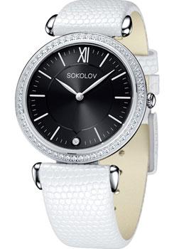fashion наручные  женские часы Sokolov 106.30.00.001.02.02.2. Коллекция Perfection