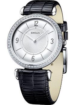 fashion наручные  женские часы Sokolov 106.30.00.001.03.01.2. Коллекция Perfection
