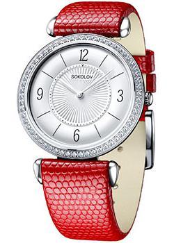 fashion наручные  женские часы Sokolov 106.30.00.001.03.03.2. Коллекция Perfection