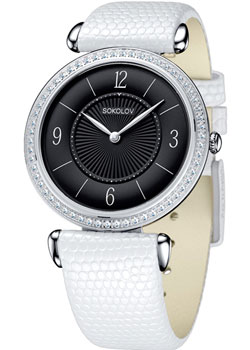 fashion наручные  женские часы Sokolov 106.30.00.001.04.02.2. Коллекция Perfection