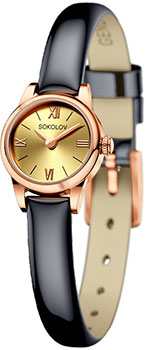 fashion наручные  женские часы Sokolov 111.01.00.000.02.05.3. Коллекция About You от Bestwatch.ru