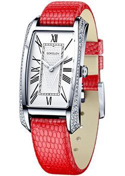 fashion наручные  женские часы Sokolov 119.30.00.001.01.03.2. Коллекция Favorite game