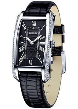 fashion наручные  женские часы Sokolov 119.30.00.001.02.01.2. Коллекция Favorite game