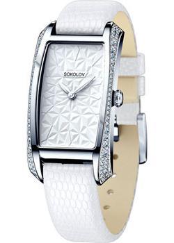 fashion наручные  женские часы Sokolov 119.30.00.001.03.02.2. Коллекция Favorite game
