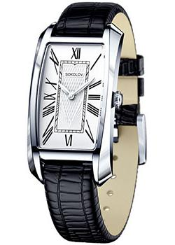 fashion наручные  женские часы Sokolov 120.30.00.000.01.01.2. Коллекция Favorite game