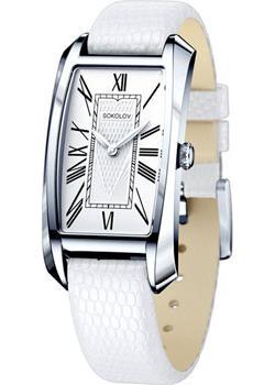 fashion наручные  женские часы Sokolov 120.30.00.000.01.02.2. Коллекция Favorite game