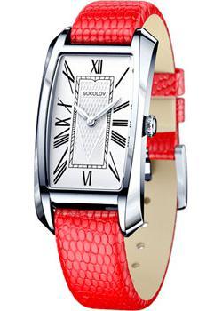 fashion наручные  женские часы Sokolov 120.30.00.000.01.03.2. Коллекция Favorite game